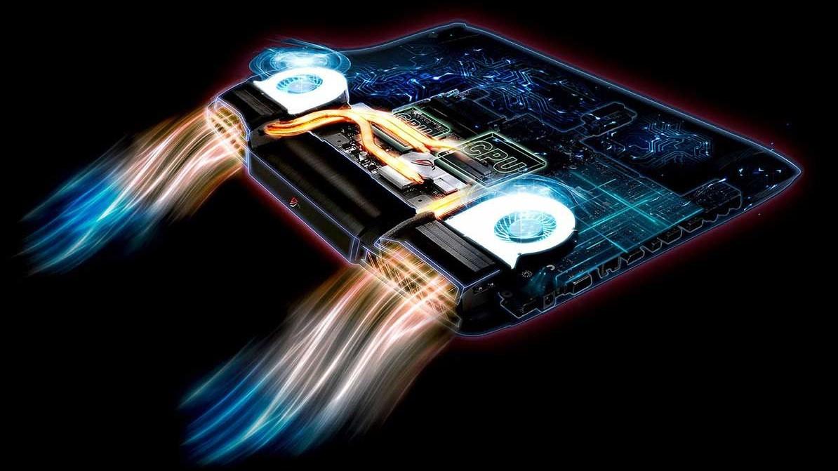 سیستم خنک کننده لپ تاپ های گیمینگ