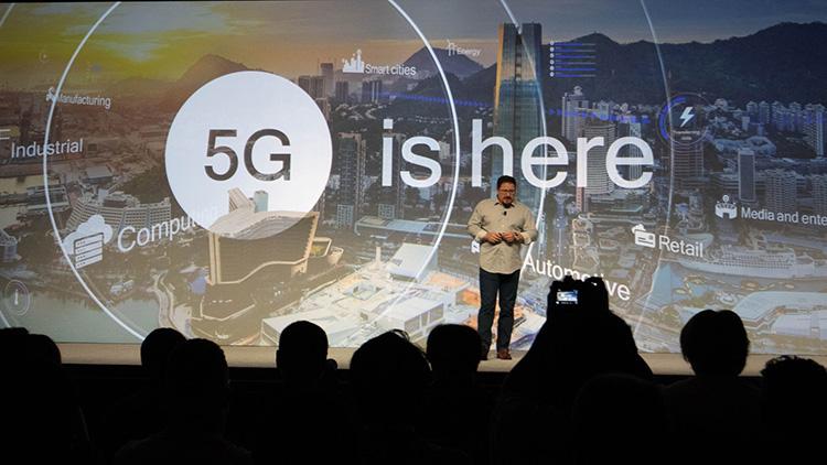 تصویر اصلی خبر 5G، شیپور یک میدان نبرد جدید در دنیای تکنولوژی به صدا درآمد