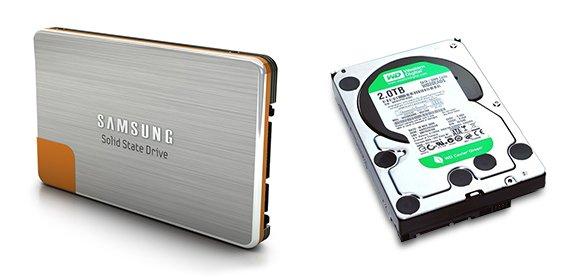 تصویر اصلی خبر هارد SSD بخرم یا HDD